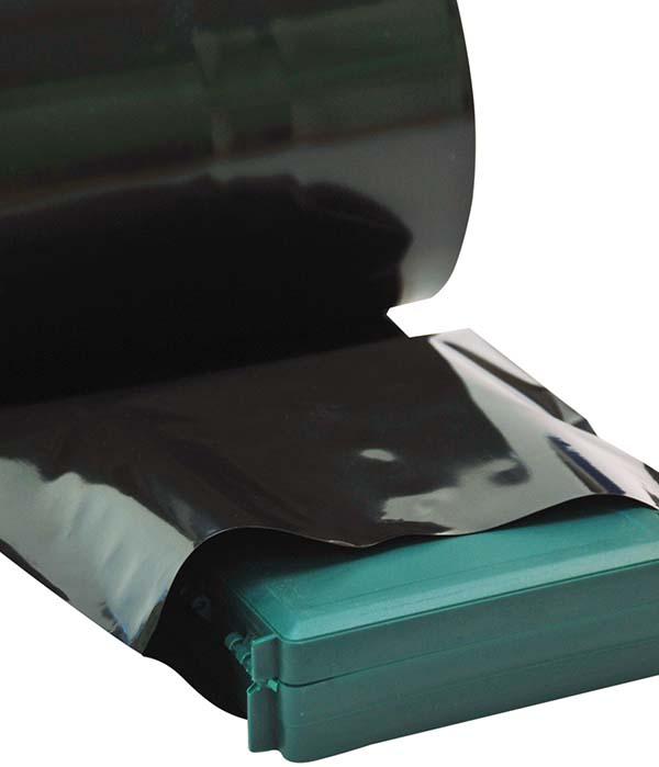 6 Inch Layflat Tubing Black