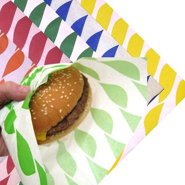 Burger Wraps