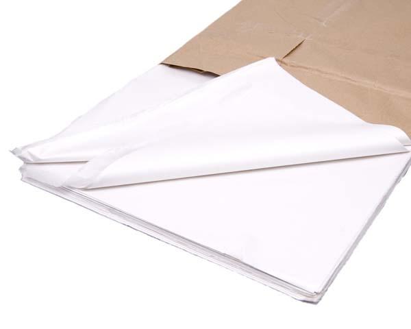 White Acid Free Cap Tissue Paper