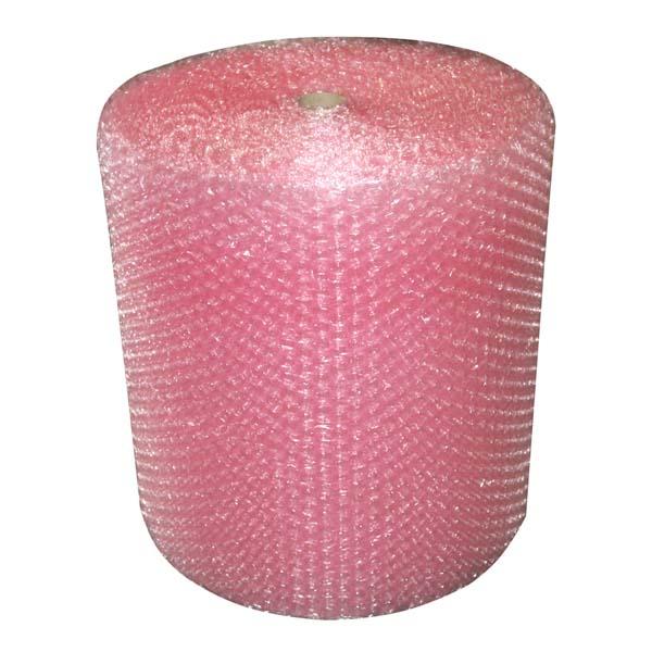 1500mm Large Pink Anti Static Bubble Wrap