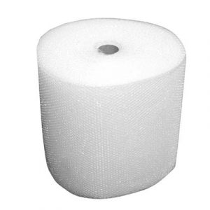Small Clear Bubble Wrap 1500mm x 100mtr