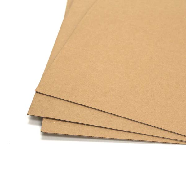 Cardboard Sheet Layer Pads 212 x 190mm