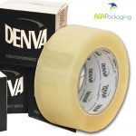 Clear PP Packing Tape 48mm x 66mtr