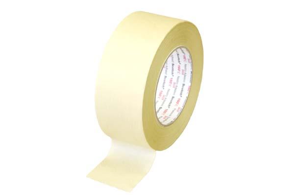 3M 501E High Temp Masking Tape 25mm x 50mtr
