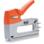 Staple Gun Hand Held Tacker