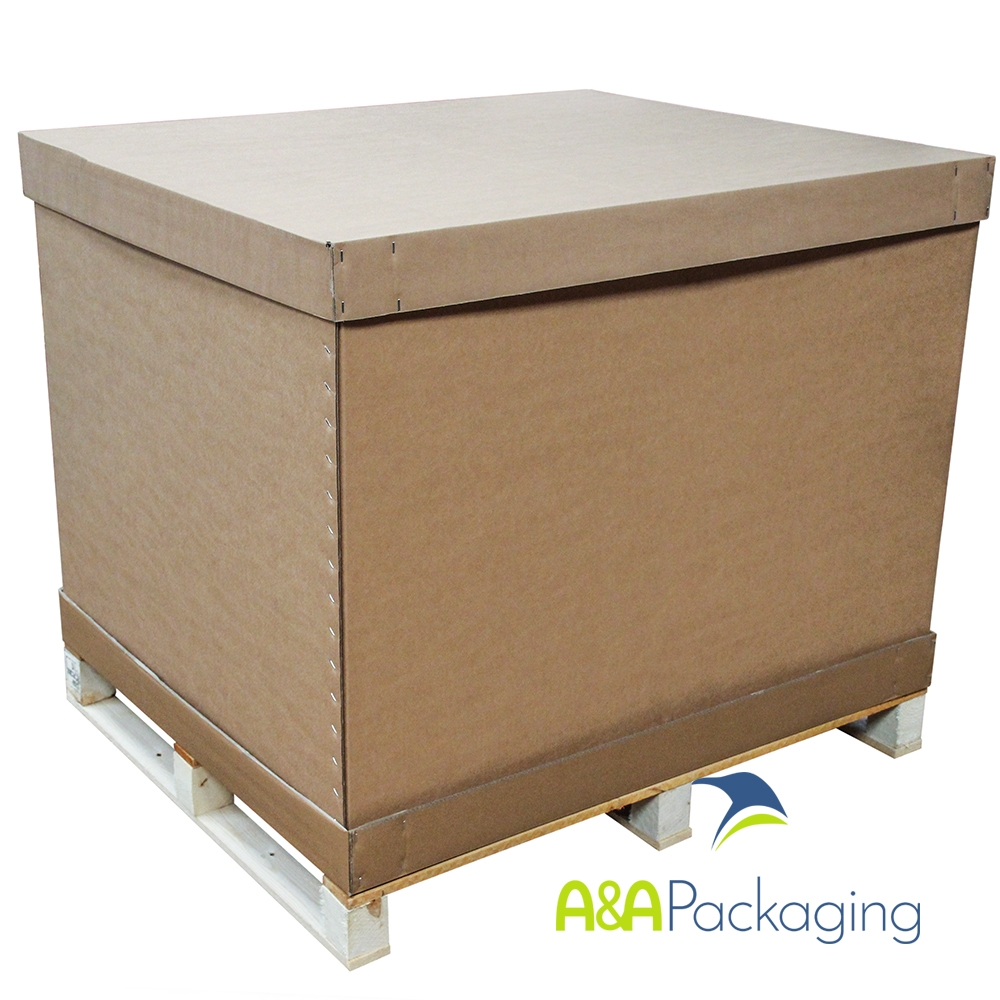 R1 Pallet Containers