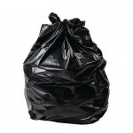 Black Compactor Waste Sacks