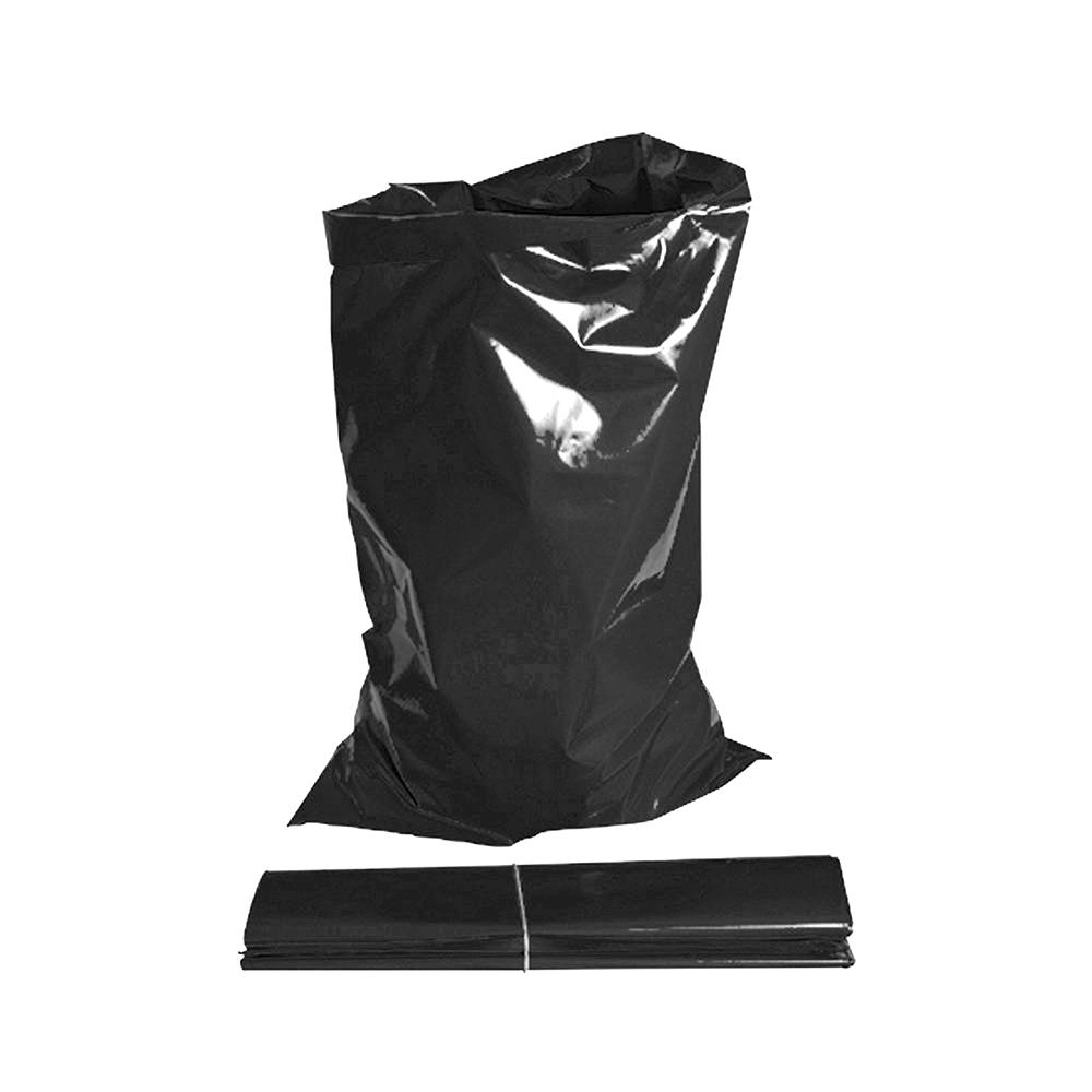 Heavy Duty Black Waste Sacks