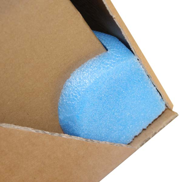 3D Profile Foam Corners Protection Blue