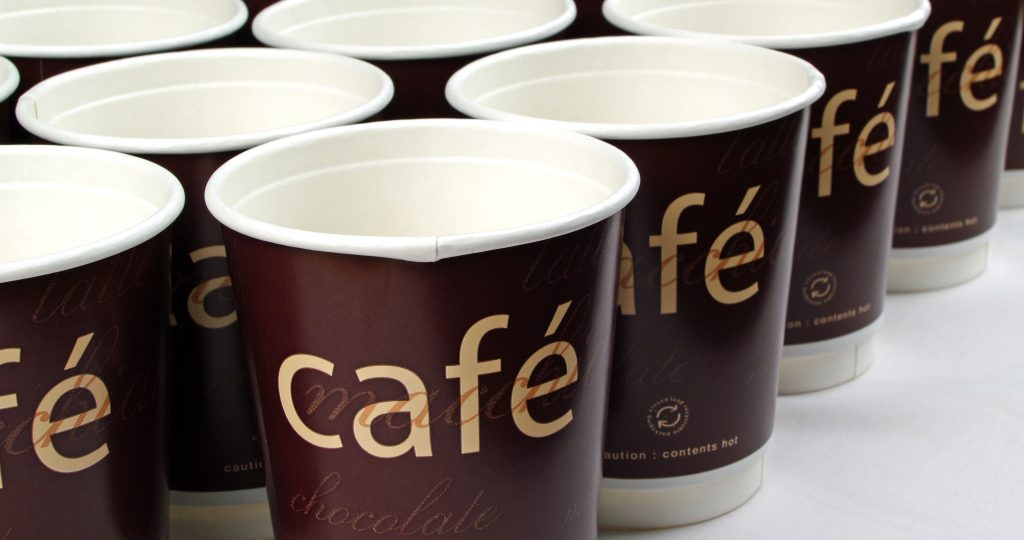 DS Smith supports coffee cups recycling