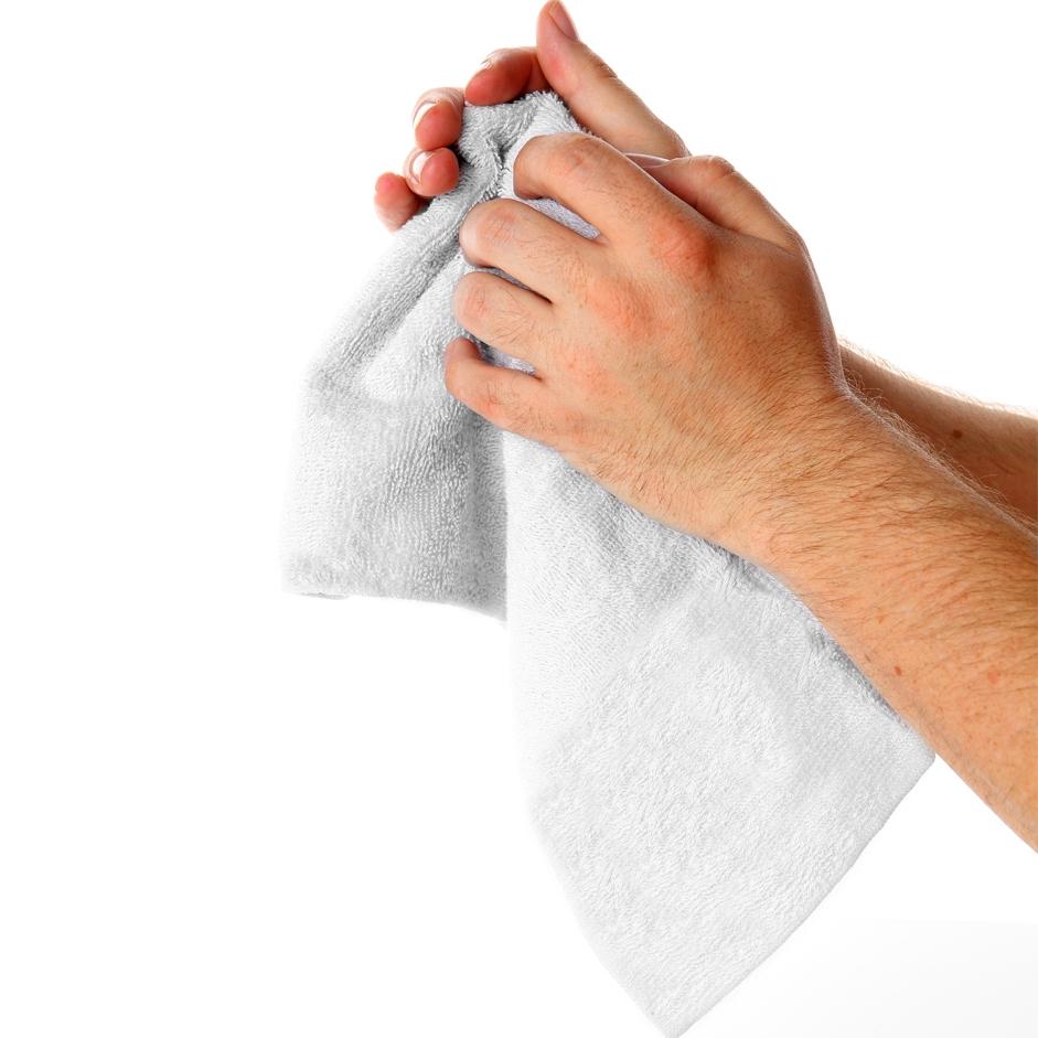 Low Lint White Cotton Rag 10kg Bale