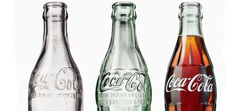 Iconic Coca Cola Has Go Some Bottle