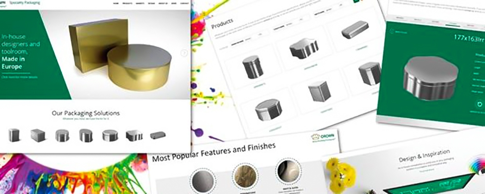 Crown launches microsite for metal packaging designs