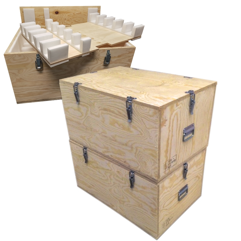 Wooden Export Crates