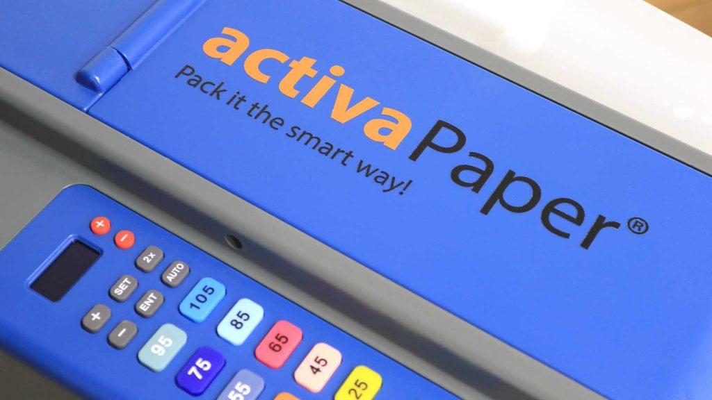 activaPaper Gummed Tape Dispenser NK4000
